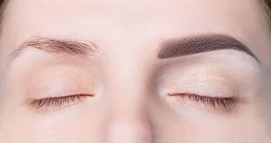 Powder eyebrows هاشور ابرو اصفهان